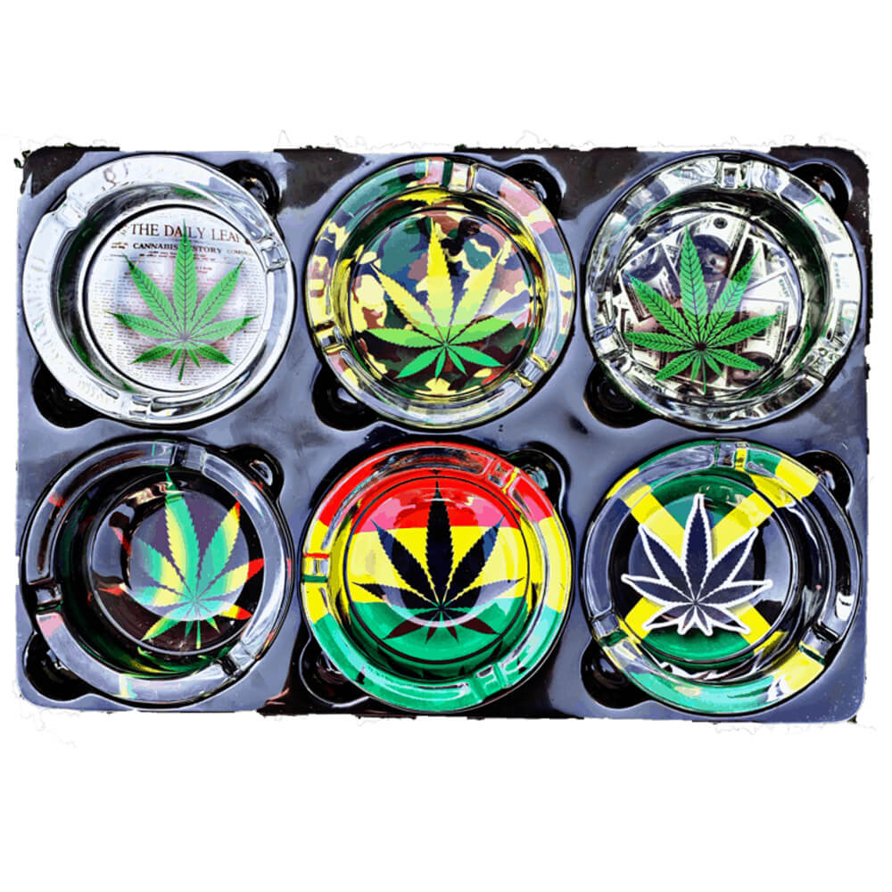 Ashtrays designed for smokers