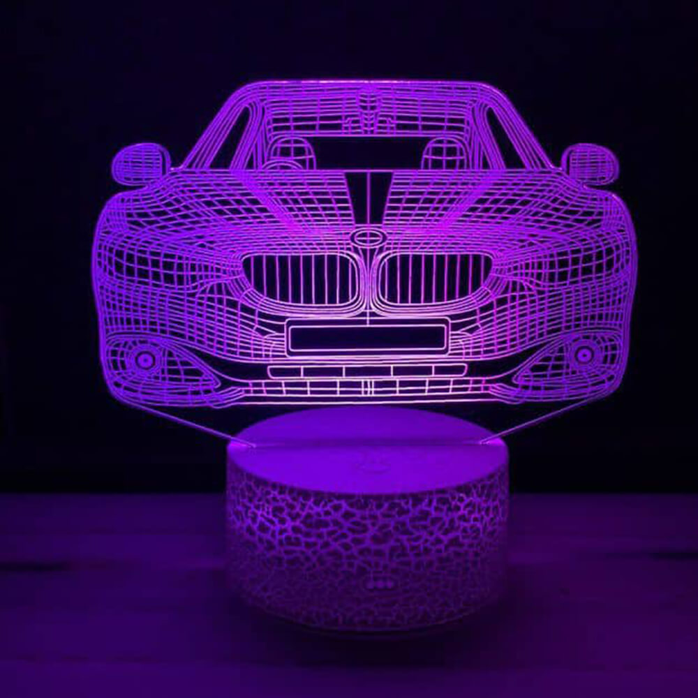 Car night light