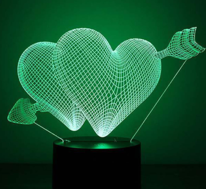 Cupid Night Lamp