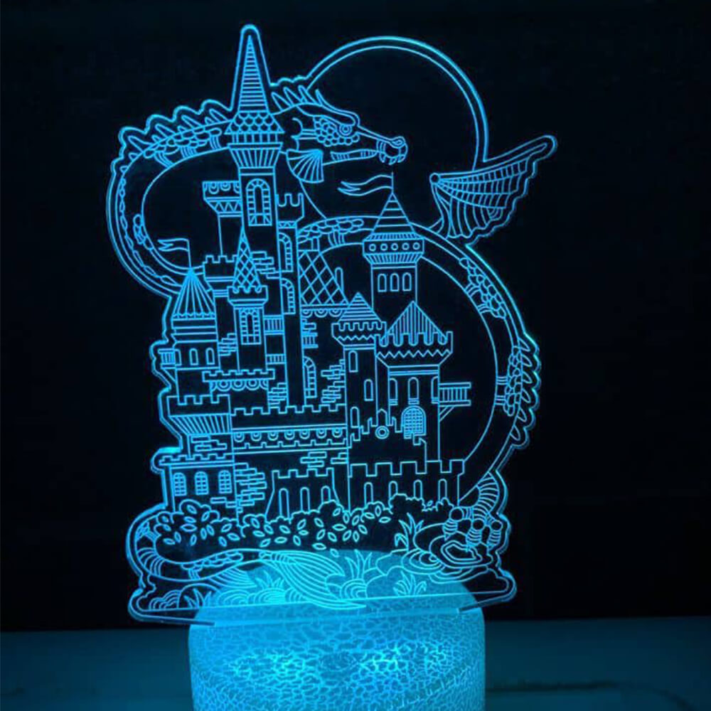 Dragon Nightlight