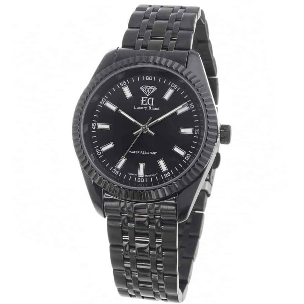 ED black watch for men