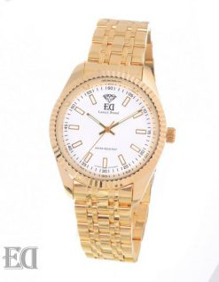 ED gold-white watch gadget