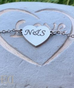 Gift heart necklace-1