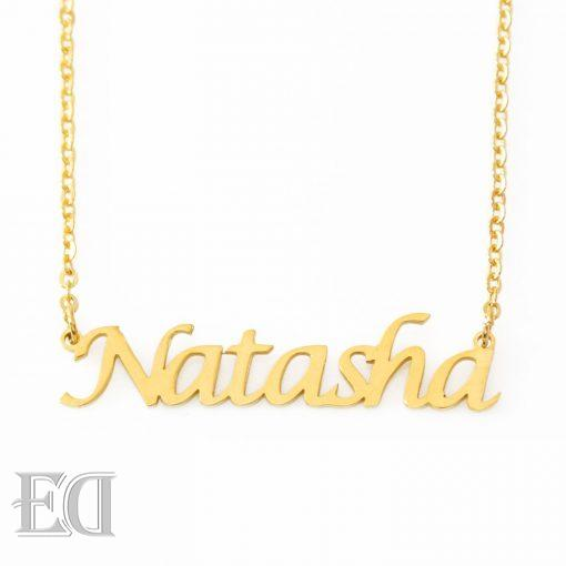 Gifts Self Customized Name Necklace-6