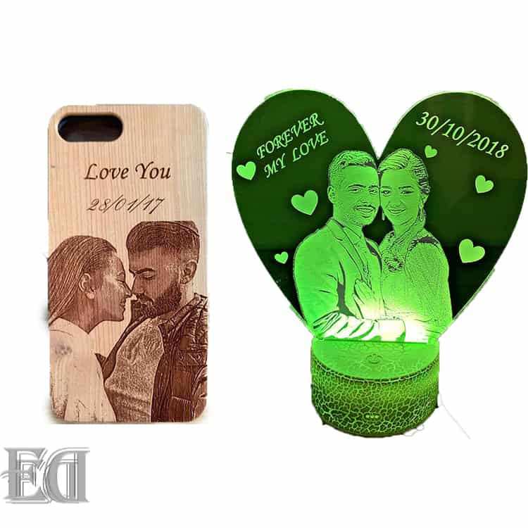 Gifts-for-men-gifts-for-women-customized-phone-case-and-night-lamp