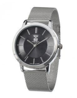 Premium ED men Women Unisex watch black gold silver-12