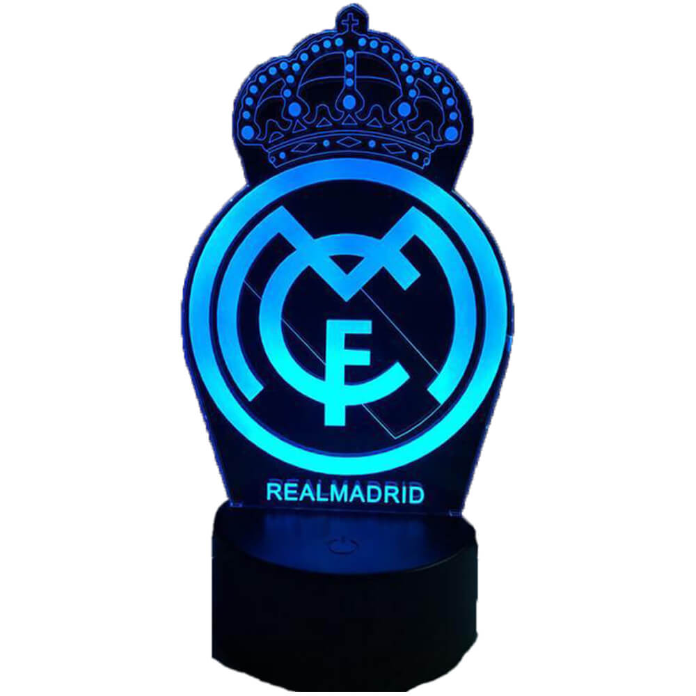 Real Madrid night light
