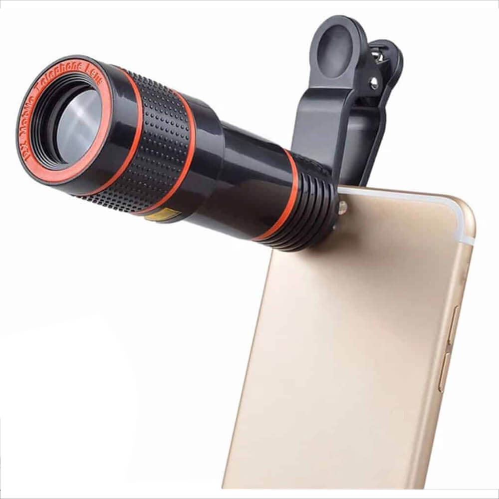 Zoom camera for cell phone