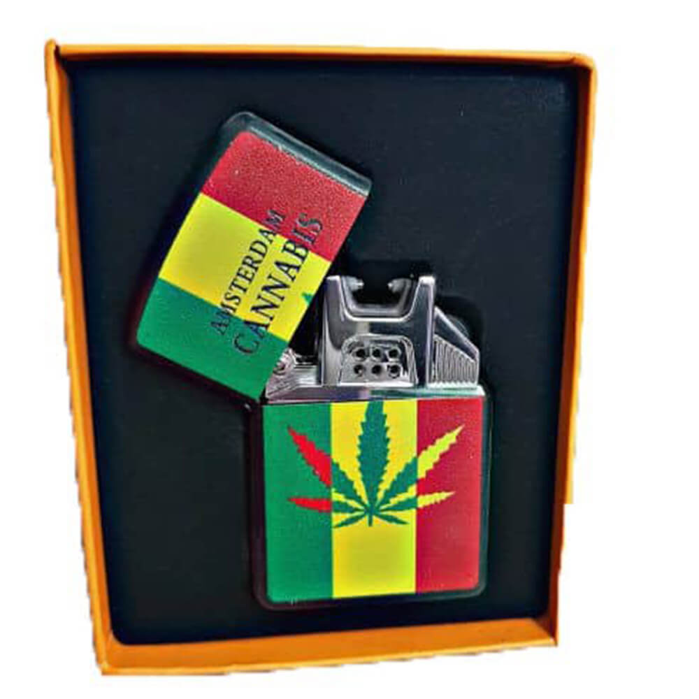amsterdam cannabis electric lighter-