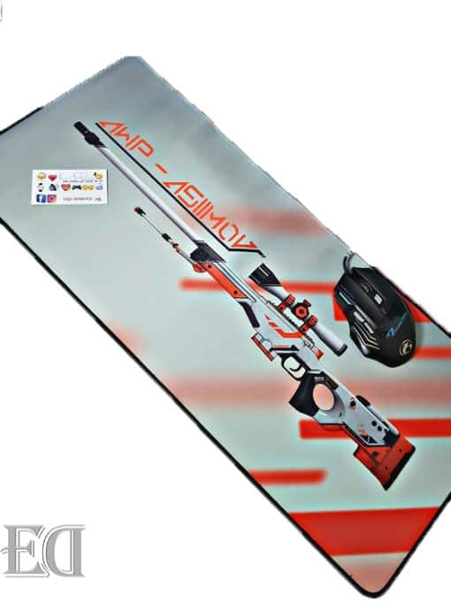 assimov awp gadgets mouse pad gamers
