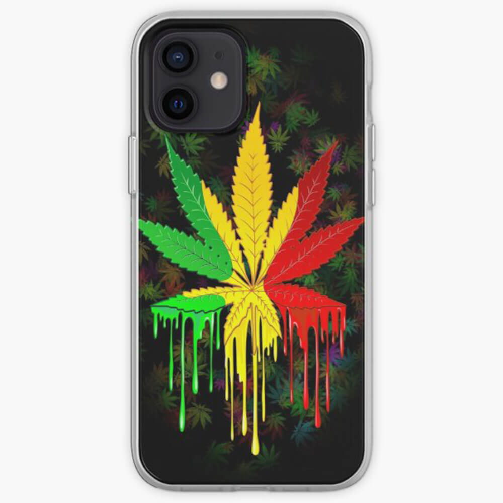 cannabis phone case-1