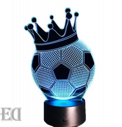 crown ball night lamp gift gadgets