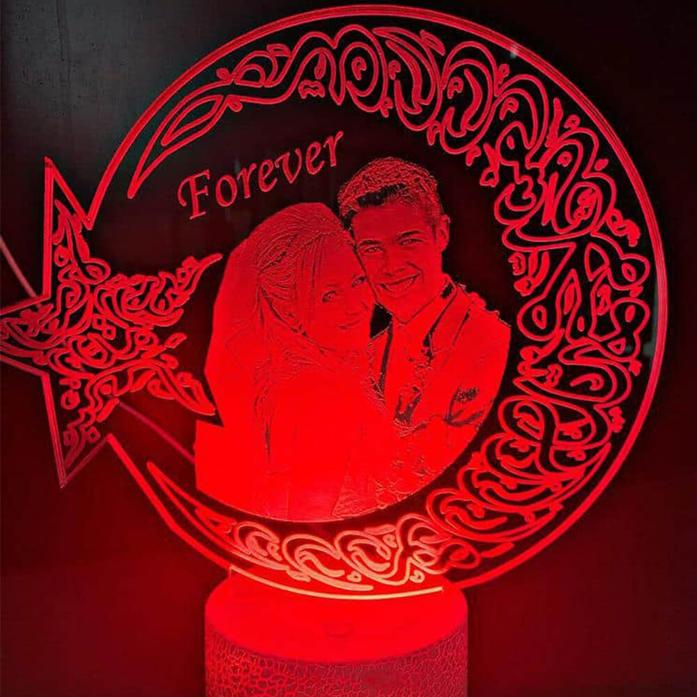forever night light changing colors