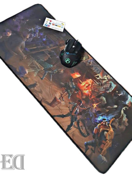 fortnite 3 gadgets mouse pad gamers