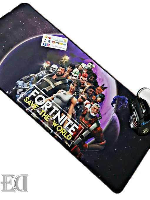 fortnite 6 gadgets mouse pad gamers