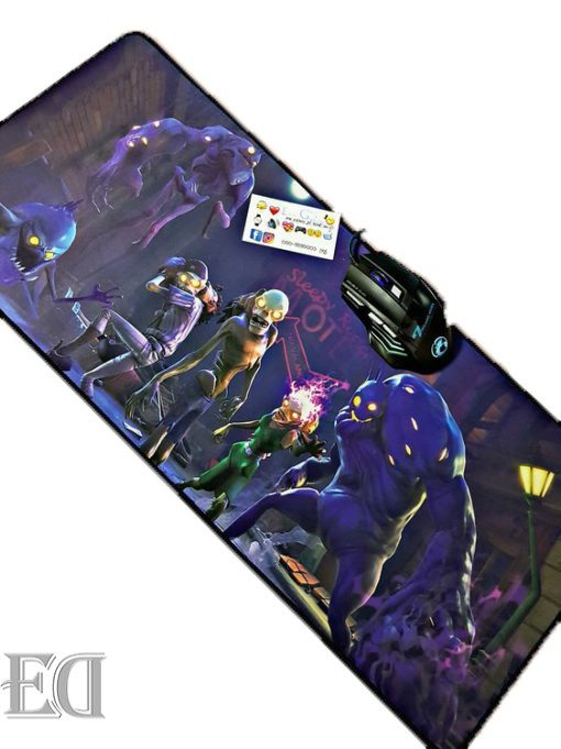 fortnite 8 gadgets mouse pad gamers