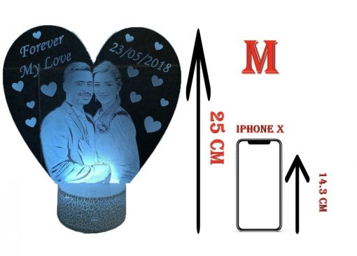 gift customized night lamp size-1