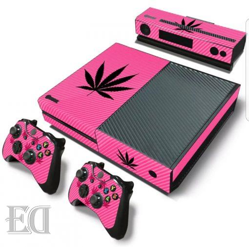 gifts-gadgets-ps4-xbox-one-sticker-pink-cannabis.jpg