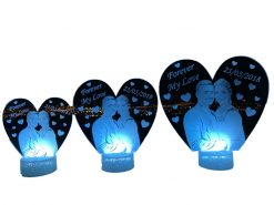 gifts heart customized night lamp engraved couples gifts gadgets-2
