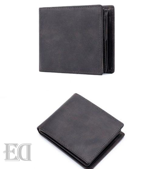 gifts personalized self customized men leather wallet-3