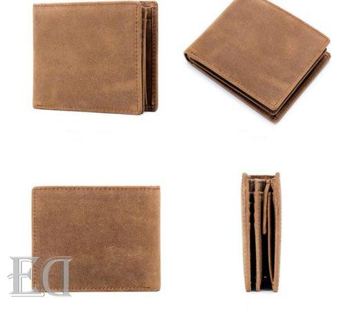 gifts personalized self customized men leather wallet-7