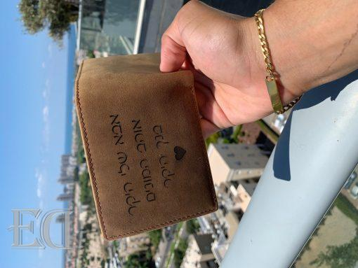 gifts personalized self customized men leather wallet-9