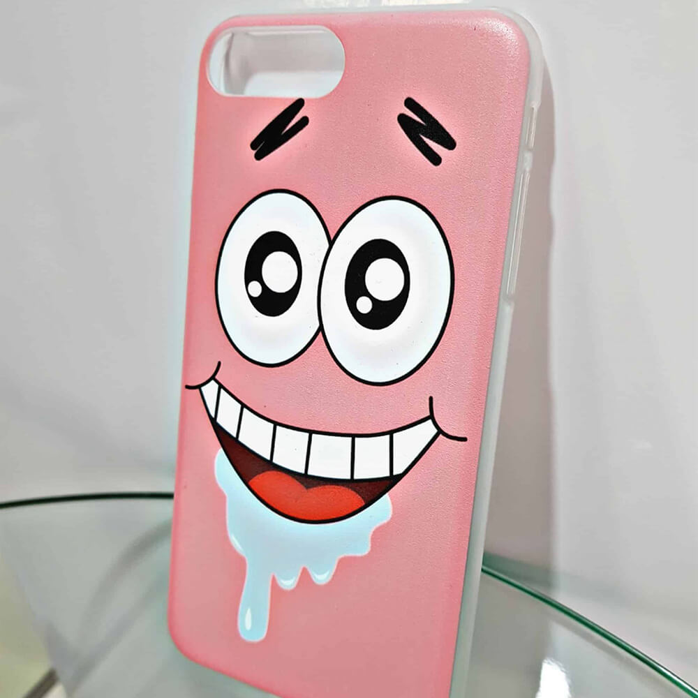 laughing patrick phone case-6