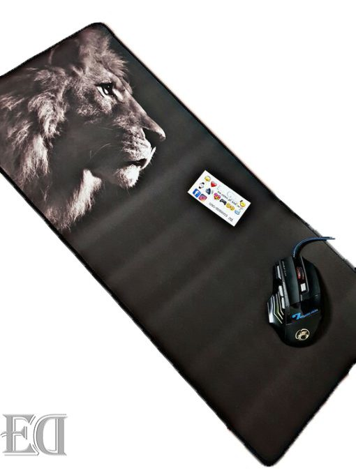 lion gadgets mouse pad gamers