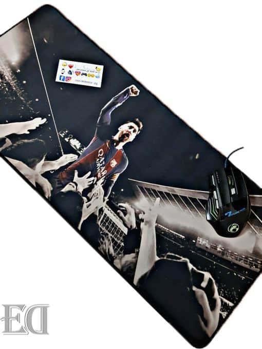 messi gadgets mouse pad gamers