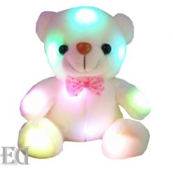 mini teddy bear led glowing gift