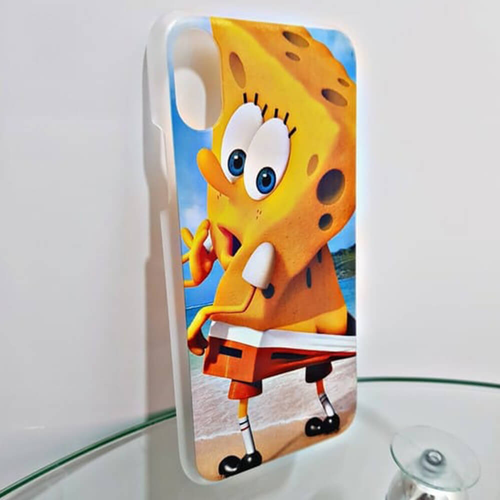 naked spongebob phone case-2