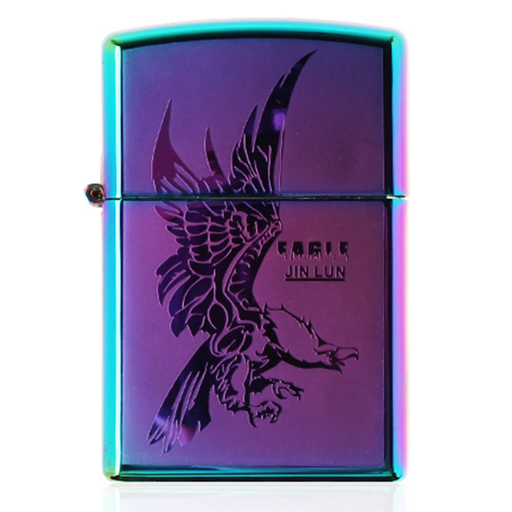 purple chrome plasma electric lighter
