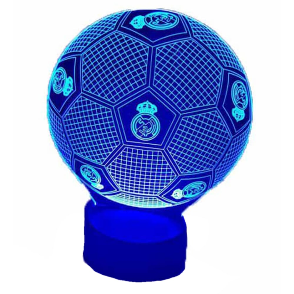 real madrid ball night light changing colors-2