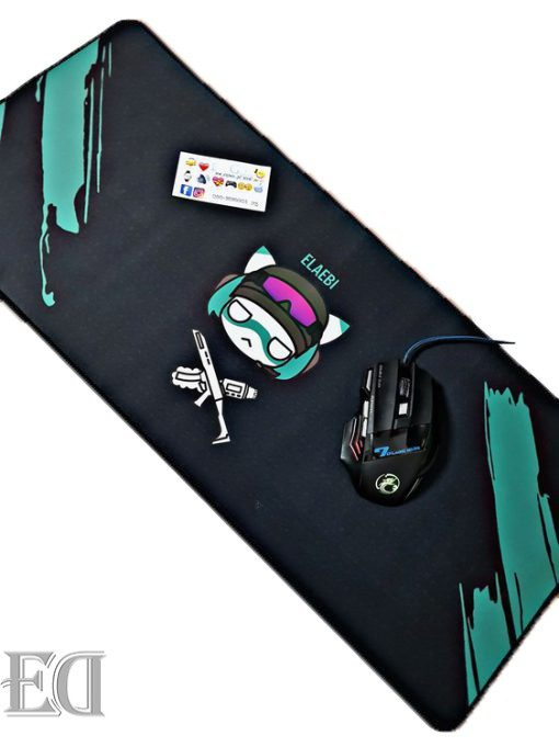 smileyflames gadgets mouse pad gamers