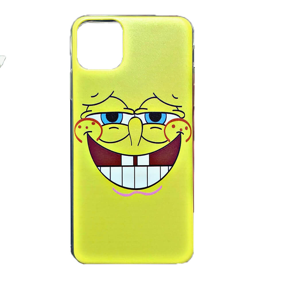 spongebob phone case lauging-5